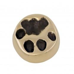 VESTIGIUM® lynx paw bronze size 1:1