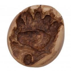 VESTIGIUM® bear paw, ceramic size 1:1