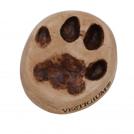 VESTIGIUM® lynx paw, ceramic, size 1:1